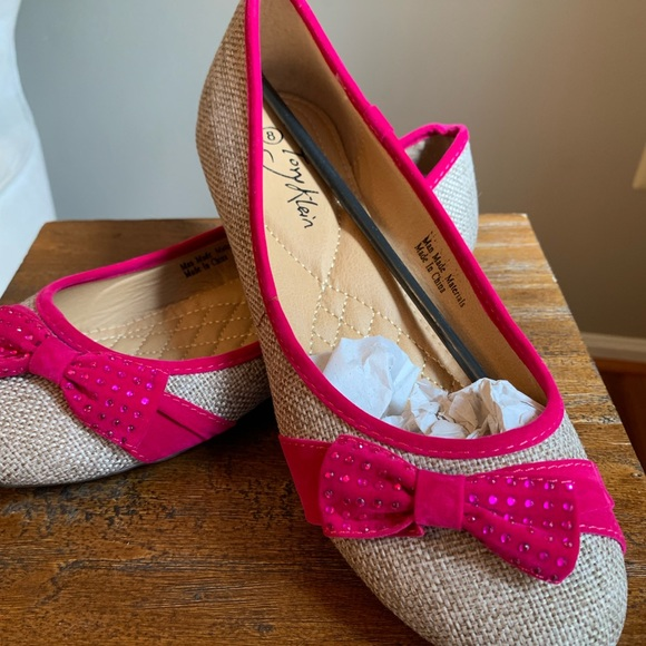 Tory Klein Shoes - Pink is your favorite color ❤️
